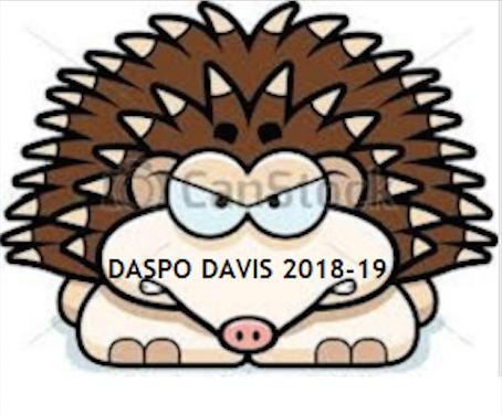 """VI° TORNEO DI TENNIS """"DASPO DAVIS"""" 2018-19"""