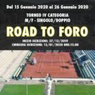 road to foro siena